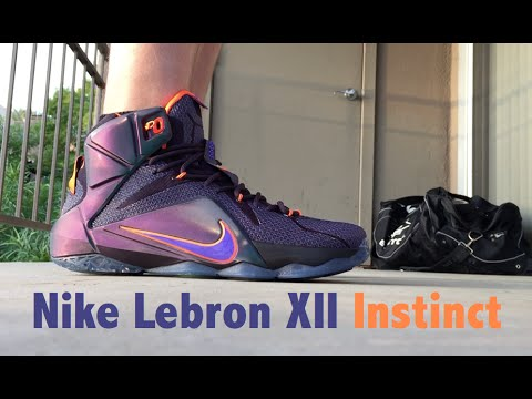 competitive price 6662c f3fe8 Lebron XII