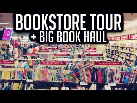 Bookstore Tour + Big Book Haul | Chatswood Dymocks