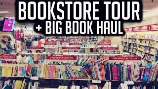 Bookstore Tour + Big Book Haul | Chatswood Dymocks