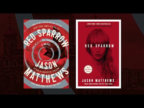 RED SPARROW Trilogy Author Jason Matthews On Spy Recruitment