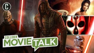 Star Wars: Knights of the Old Republic Movie Is Really in the Works - Movie Talk