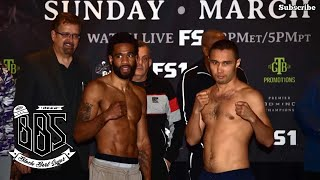 """Fight Night"" On Fox Sports 1 NOW 