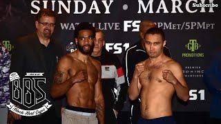 "Reed BBS: ""Fight Night"" On Fox Sports 1 | Lamont Peterson vs Sergey Lipinets | Pugilism Company"