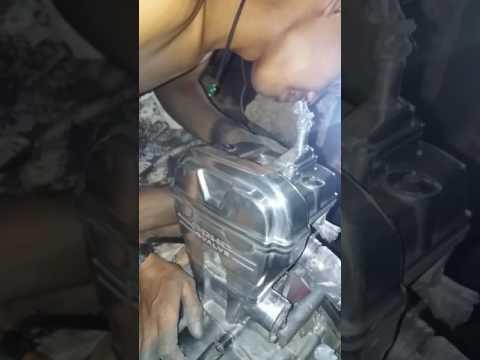 JASA CAT DAN POLES BLOK MESIN MOTOR BEKASI DAN JAKARTA CALL/WA 089679769016