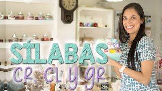 Sílabas con CR, GR y CL   Ludi Flores de luditerapia.com