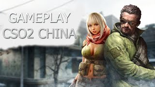 Counter Strike online 2 China gameplay