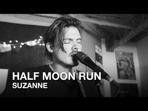 Half Moon Run covers 'Suzanne' by Leonard Cohen