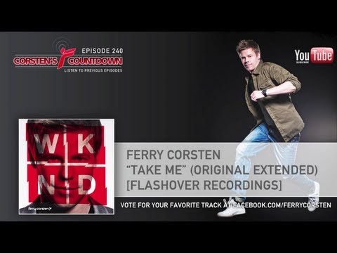 Corsten's Countdown #240 - Official Podcast