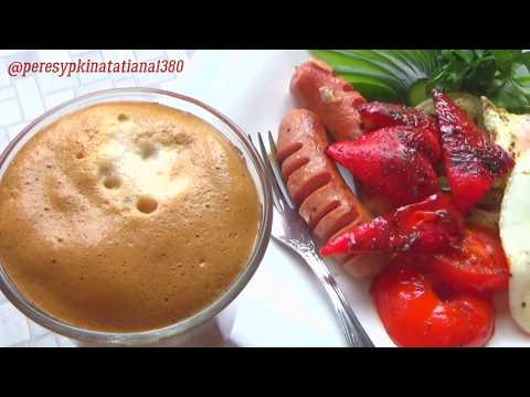 Вкусный завтрак от Ресторан Дома  Delicious Breakfast From Restaurant House