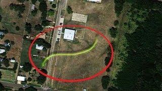 Google maps secretos ovnis y misterios  2013