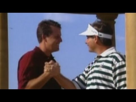 Mickelson vs Couples (Shell's Wonderful Word of Golf)