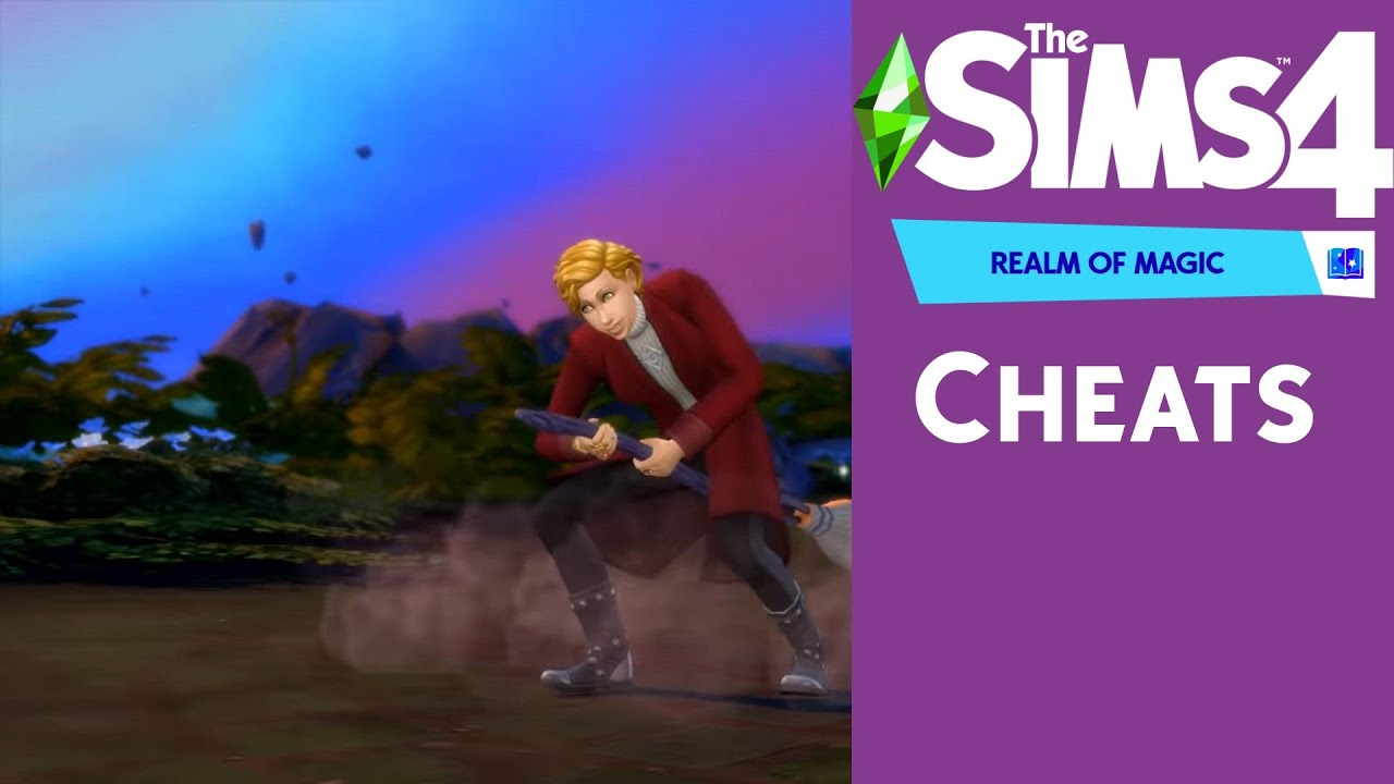 Image result for The Sims 4 Realm of Magic Cheats