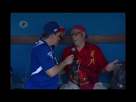 cómicos-vs-glorias-beisbol