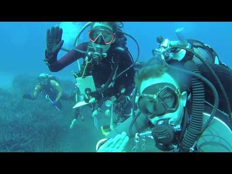 Cyprus Underwater Archaeology Fieldschool 2015