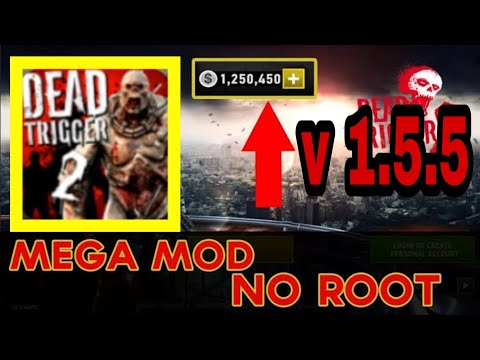 DEAD TRİGGER 2 V 1.5.5 MOD APK DOWNLOAD FOR ANDROİD HACK & CHEATS