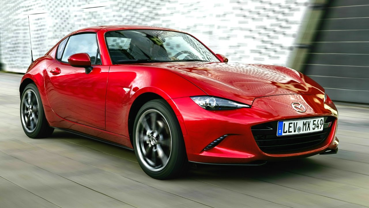 Red  Mazda Cx  Grand Touring