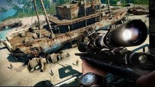 PC | Far Cry 3 Gameplay | Ultra Settings | Sapphire radeon r9 290, i5 4440