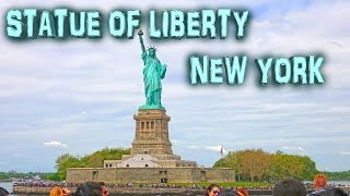 Statue Of Liberty - New York 4K
