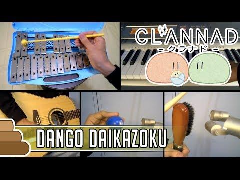 Jun Maeda - Dango Daikazoku 「だんご 大家族」