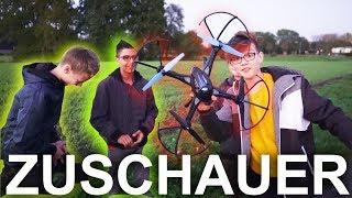 Im Video gecrashte DROHNE von ZUSCHAUERN GERETTET! (3 Stunden lang) - Daily Vlog 67