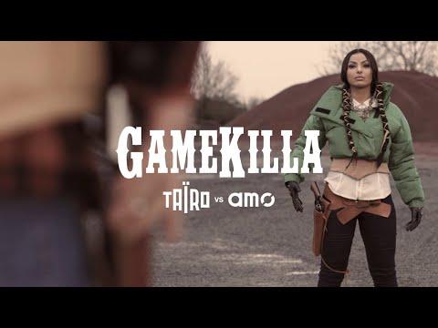 Youtube: Taïro VS AmØ – Gamekilla (Clip officiel)