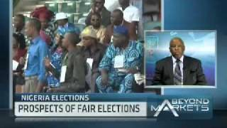 Former Botswana President, Festus Mogae on Nigeria Elections