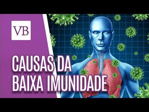 Causas da Baixa Imunidade - Você Bonita (02/05/18)