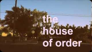 Book Trailer: The House of Order stories by John Paul Jaramillo