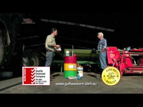 Gulf Western Oil TVC