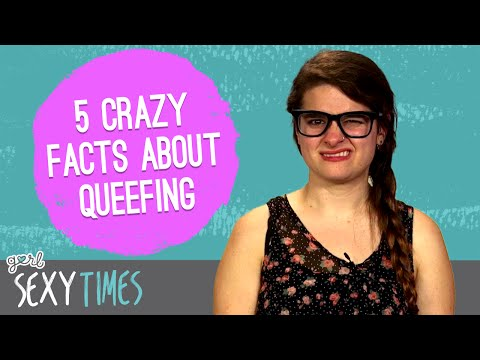 Sexy Times  5 Crazy Facts About Queefing