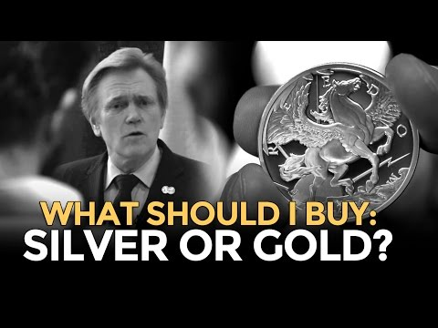 Should I Buy Silver Or Gold? - Mike Maloney
