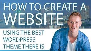 How to make a website | Beginner tutorial 2016