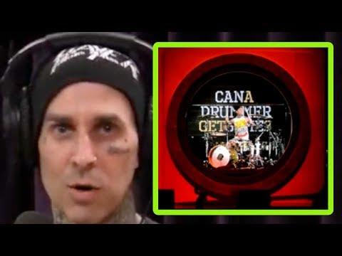 How Travis Barker Got In the Rap Game | Joe Rogan Mp3