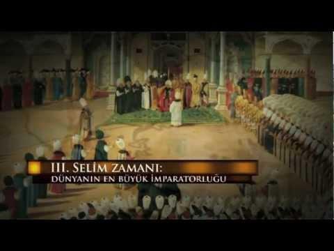 iii. selim dönemi osmanlı yenileşmesi ve galata mevlevihanesi belgeseli