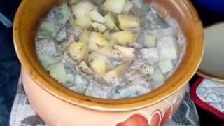Вес куриного яйца//Суп из утки//Картошка с уткой в сметане и специях.