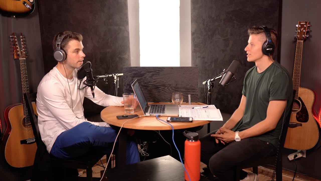 Warren Lentz - Making Money on YouTube, Brand Deals, Finding a Manager & Working w/ Creators ep. 3