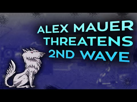 Alex Mauer threatens a 2nd wave of DMCA strikes
