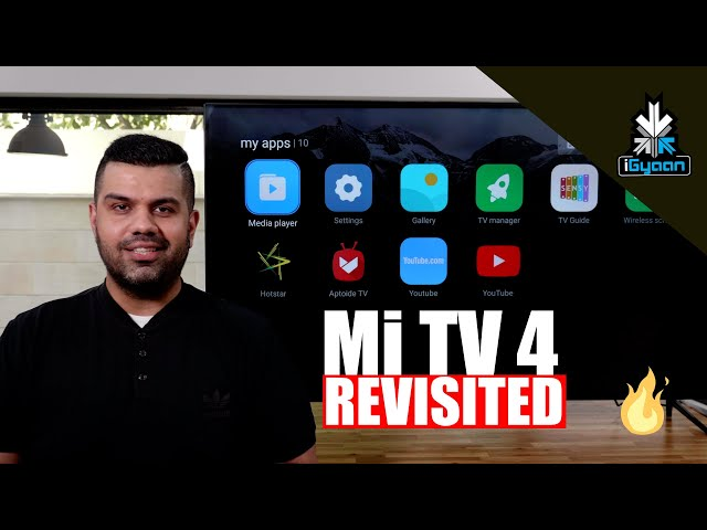 Xiaomi Mi Tv 4 Few Months Later : Sideloading Apps And Updates