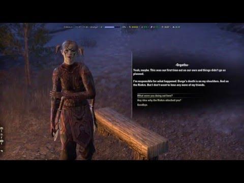 Elder Scrolls Online - Orsinium DLC - Riekr Revenge