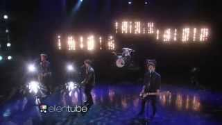 The Vamps ft. Demi Lovato - Somebody To You   Live at Ellen [HD]