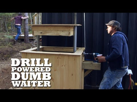 How to build a Dumb Waiter