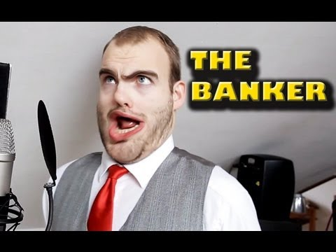 THE BANKER ✔  Damien Slash