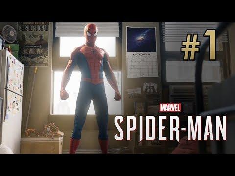 【新連載開始】#1 決戰 Kingpin | Marvel's Spider-Man [PS4 Pro] 中文字幕