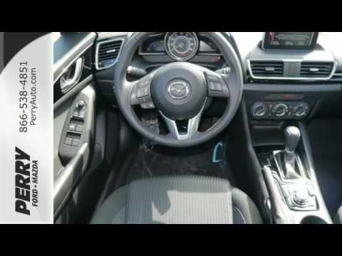 New 2016 Mazda Mazda3 Santa Barbara CA Goleta, CA #M10452