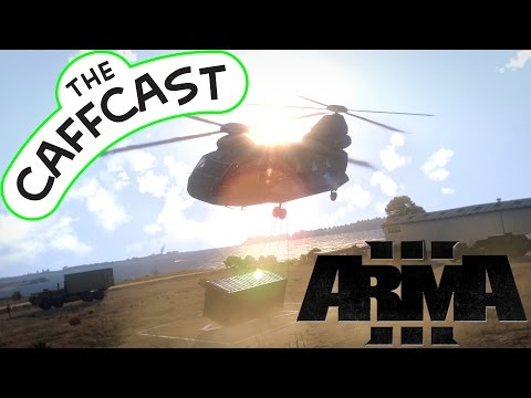 Arma 3 Wasteland Game Mode Mod - HELICOPTER ASSAULT! [1080p 60fps, Max Settings]