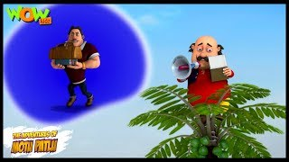 Motu Patlu New Episode  Hindi Cartoons For Kids  Boxer Ki Biopic  Wow Kidz