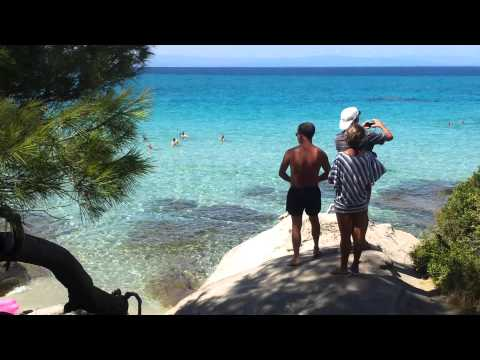 Orange Beach Sithonia