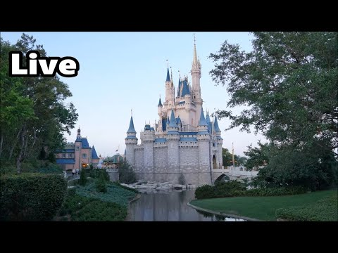 Magic Kingdom Live Stream - 5-4-18 - Josh's Birthday! Walt Disney World