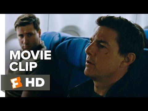Jack Reacher: Never Go Back Movie CLIP - Plane Fight (2016) - Tom Cruise Movie streaming vf