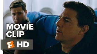 Jack reacher: never go back movie clip - plane fight (2016) - tom cruise movie